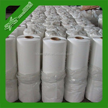 Hot sales lldpe film silage strech film for plastic wrap film