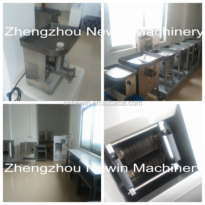 150kg/h Electric Meat mincing machine price