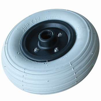 PU Foam Filled Solid Tire Flat Free Tire