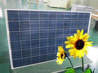 A Grade cell high efficiency 120w folding solar panel poly solar module 300w in China