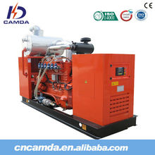 CHP Biogas generator 200kw soundproof type with CE approved