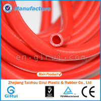 Flexible compressed air duct hose