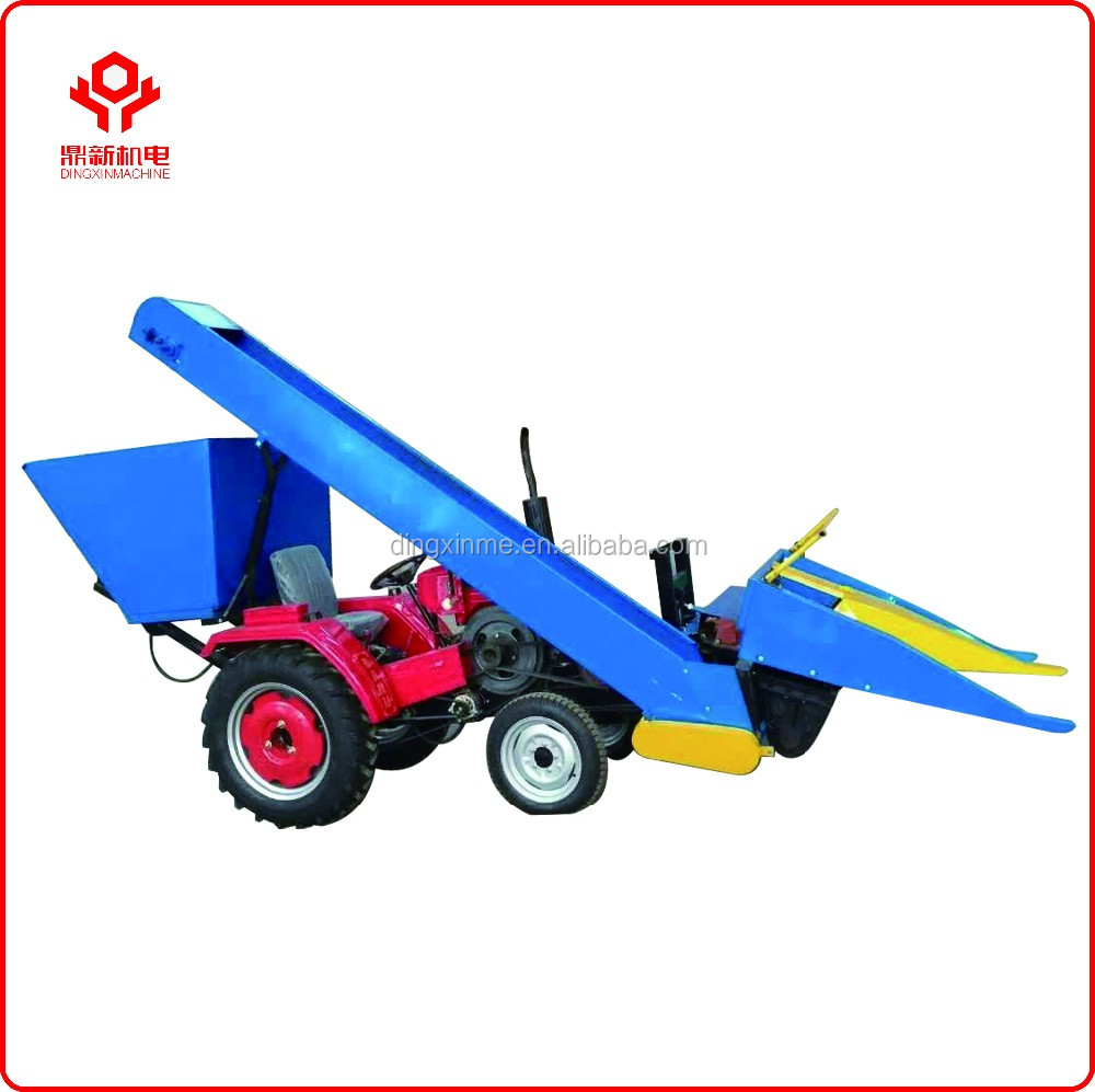 2 row Sweet Corn Harvester, havest machine for corn