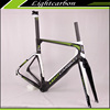 LightCarbon 700C Road Bike Frame Chinese factory AERO & STRONG frame kit LCR009-V wholesale price