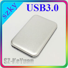High Quality USB 3.0 SATA External 2.5 HDD 500GB