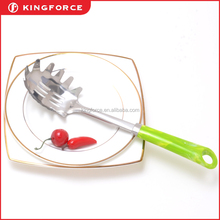 KF110053 New appearance handle Premium quality spaghetti spoon factory price pasta server
