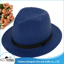 High Quality And Cheap Straw Hat Panama Paper Panama Mens Straw Hats
