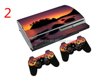 PVC Material Skin Sticker For PS3 For Play Station3 Console And Controller