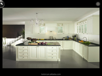 classic kitchen with high quality