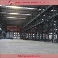 Prefab engineered metal warehouse