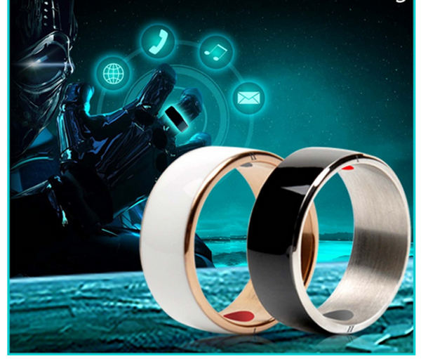 The latest Tech Uncharging Mobile Smart Magi <strong>Ring</strong>