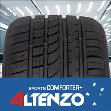 Altenzo brand tire manufacturer from PDW group, Zhejiang tyre factory since 1983