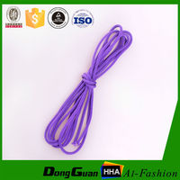 Eco-friendly custom colorful braided pp thin rope for wholesale
