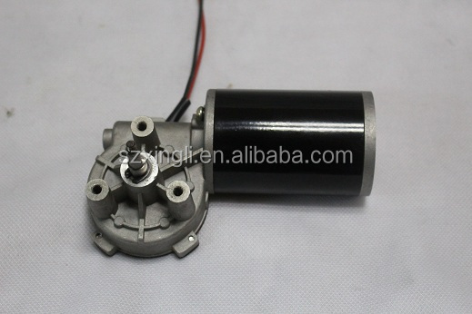 120W 180RPM 2.0A Turque4.5 diameter76mm motor shaft