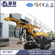 HF140Y Drilling Rig Machine For Slope Protection Project, Soil Nailing Drilling Machine