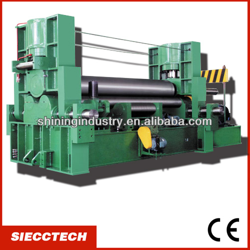 "INT'L BRAND:""SIECCTECH""- <strong>W11S</strong> <strong>50X3000</strong> HEAVY <strong>PLATE</strong> HYDRAULIC BENDING ROLL MACHINE"