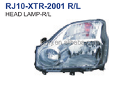 head lamp for NISSAN X- TRAIL