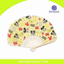 Factory direct supply new hand fans wedding favors