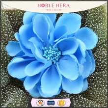 Cheap Free Shipping Artificial Fabric Flower Brooch For Wedding&Event&Party&Festival