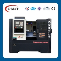 Chinese cnc milling machine training(CE certificate, one year guarantee)