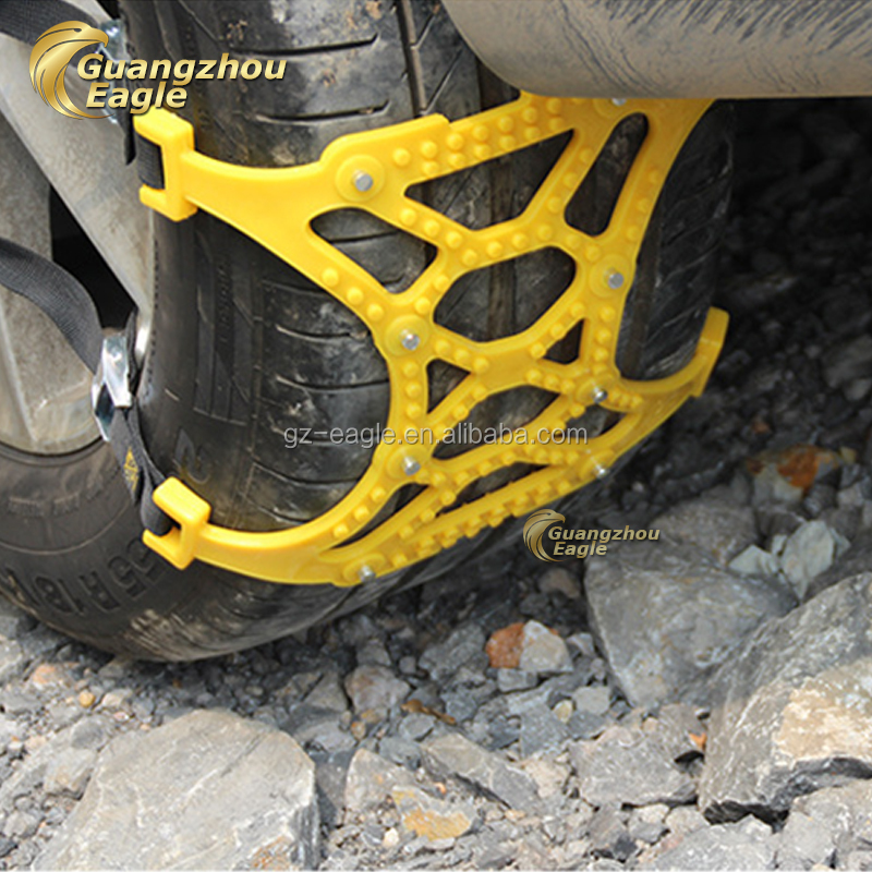 2016 Excellent Quality Plastic Fabric Snow <strong>Chains</strong> for SUV