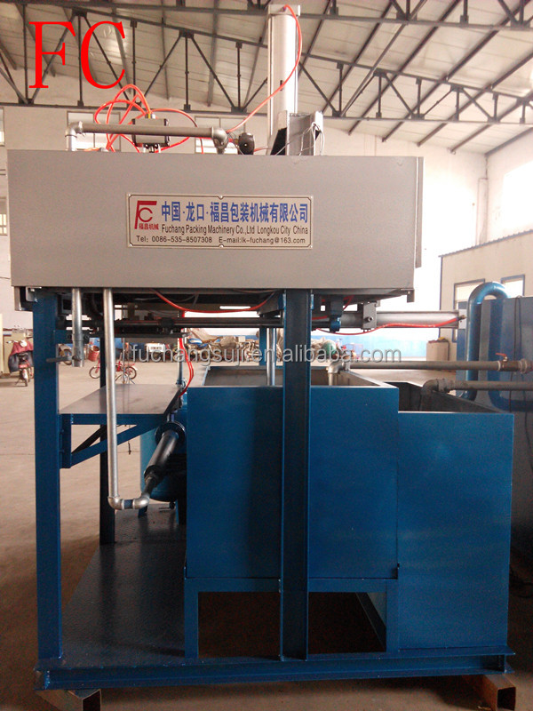 Paper Egg Carton/Box Making Machine / CE