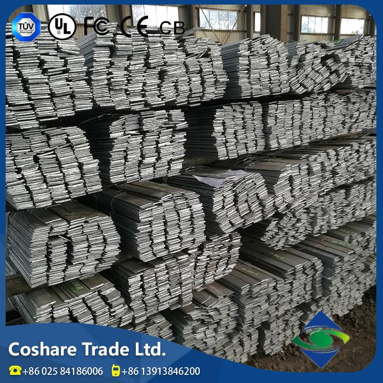 COSHARE- Enough stocked steel flat bar prices