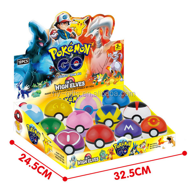 144 style pokemon pvc toys kids new year gifts pokemon figures