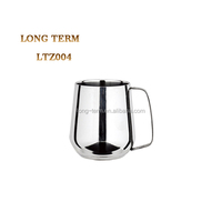 LTZ004 stainless steel coffee mug /cup