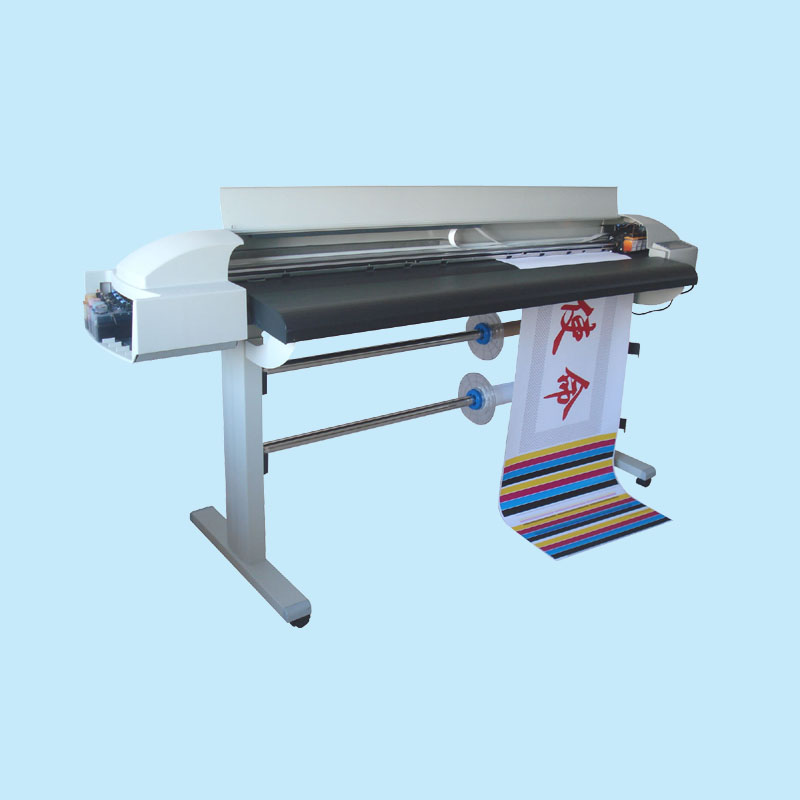 cheap CE wide format novajet 760 indoor inkjet waterproofing PP paper printing machine