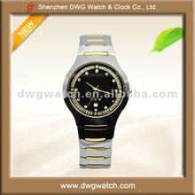 International Branded Swiss Tungsten Watches with Sapphire Glass Face