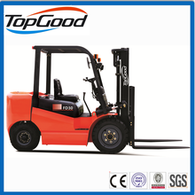 2.5 ton diesel forklift, small forklift with Japan Isuzu C240 engine, new forklift for sale