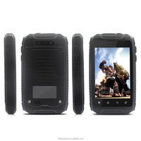 3.5inch display wcdma 2100 super tough military mobile phone