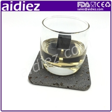 Aidiez stone coaster for drinks granite cup mat