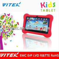 7'' Kids Andriod 4.4 Learning Cheap Tablet PC MID