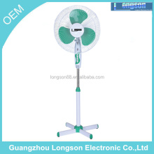 China wholesale cross base Stand fan/ photovoltaic cells/with mesh grill for Europe,with CE ROHS
