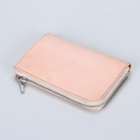 So loving Coin Change Purse card Holder with zpper