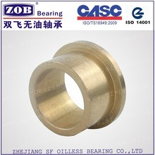 FU-1 sintered flanged bronze bushing