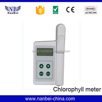 Plant chlorophyll content fast testing Chlorophyll tester