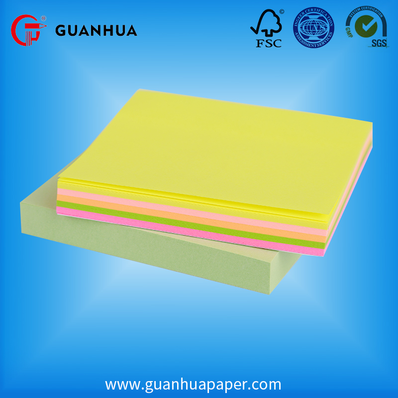 China supplier free samples sticky notes memo pad