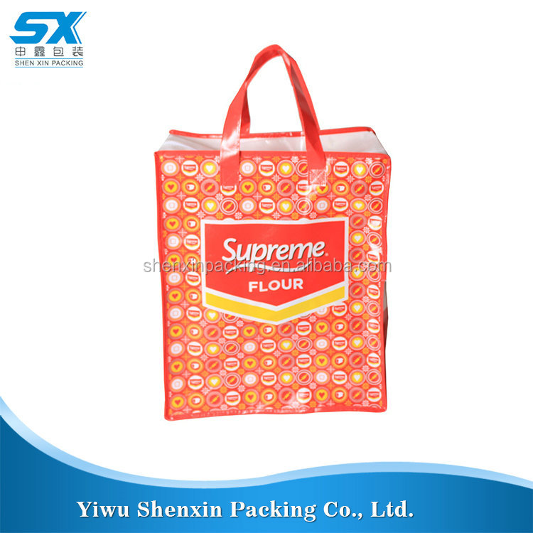 Custom logo shopping foldable non woven bag hot selling products in china