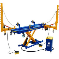 UNILINER auto/car body collision repair frame machine UL-600 car pulling bench
