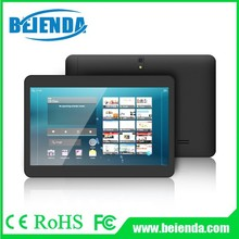 10 inch mid tablet pc front and rear camera