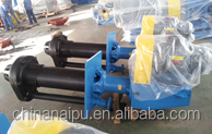 Horizontal single-stage single-suction centrifugal submersible pump