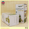 Glossy varnishing disposable appliance package electronic packing box