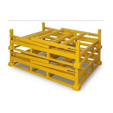 stacking warehouse container pallet rack