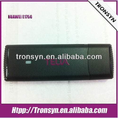 Best HSDPA 7.2Mbps Huawei E1750 3g sd card modem support all tablet pc