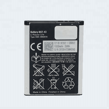 3.7V 1000mAh BST-43 Mobile Phone Battery for Sony Ericsson T715 J10 J20 WT13i