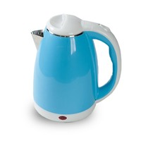 Stainless Steel Mini Cordless Travel Electric Kettle