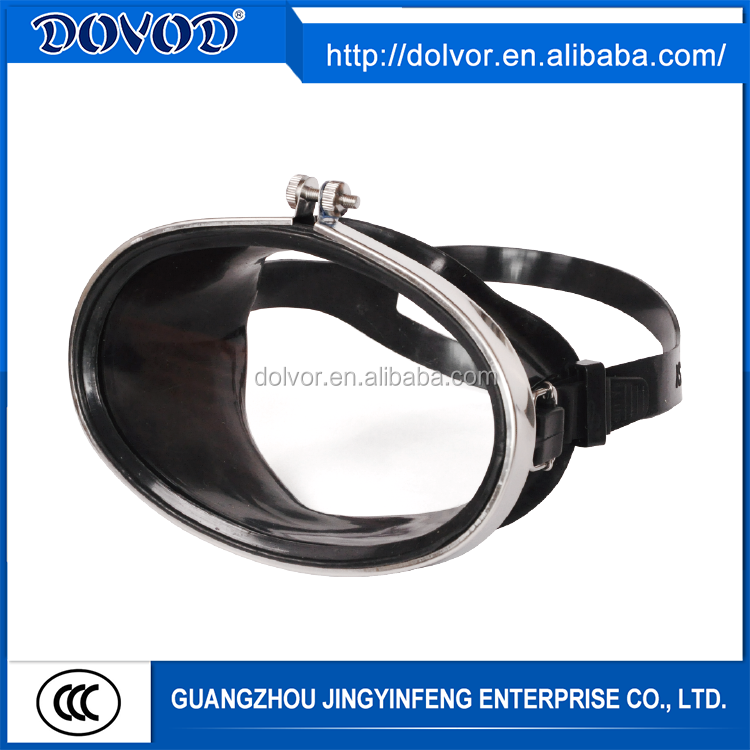 Various color diving mask swimming equipment china diving mask